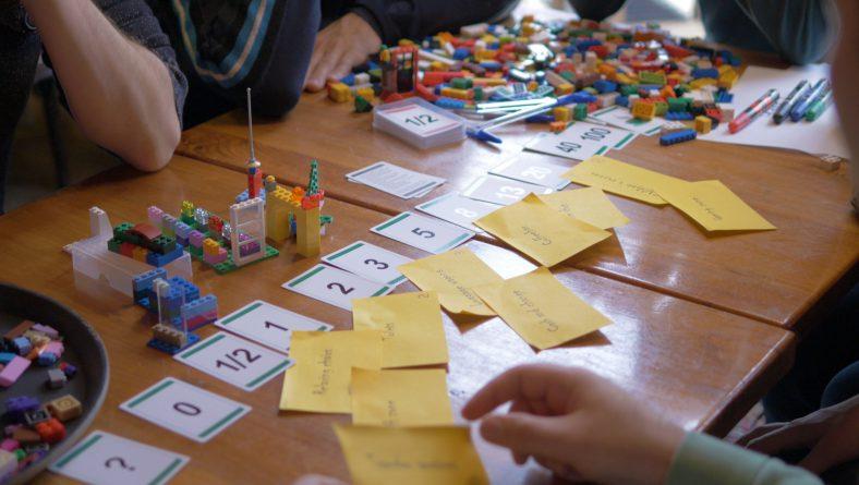 5 redenen om de LEGO® scrum simulatie te doen